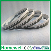 solid PVC edge banding for furniture accessory