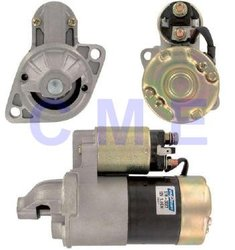 Starter motor used on Caterpillar,Clark,Mitsubishi Lift Trucks 4G63,4G64,6G72 Engines