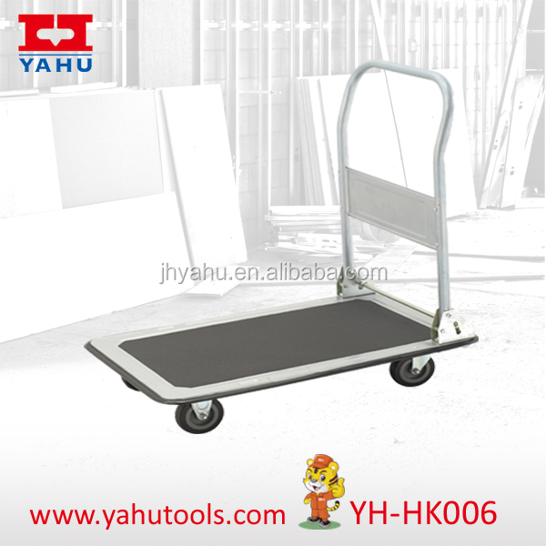 Foldable and heavy duty second hand trucks for sale