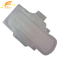 China supplier OEM brand female big size ladies sanitary pad