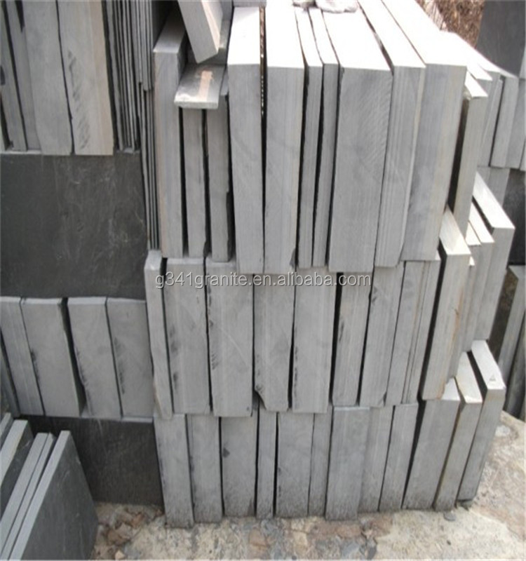 Natural slate decorative stone cladding wall, floor from Vietnam apricot stone