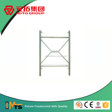 Modular scaffolding 1219*1219mm quick erect V shoring modular frame for brisbane sale