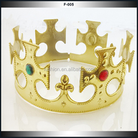 Cheap And Fine Fashion Tiaras Round Pageant Crowns