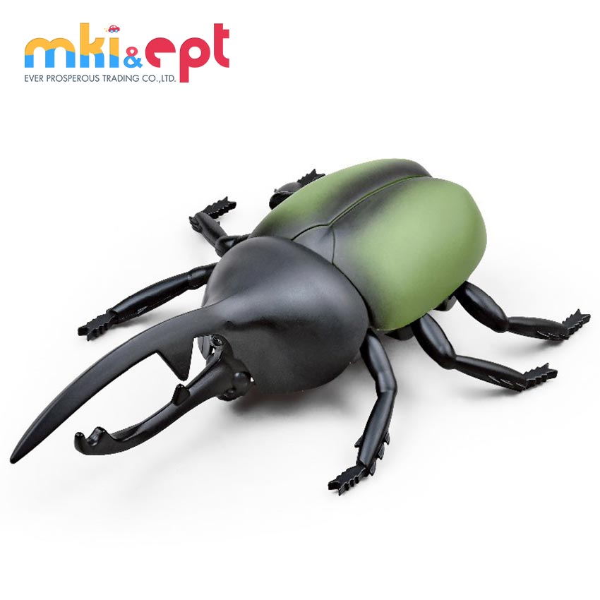 Hot selling kids funny infrared control plastic animal toys for kids