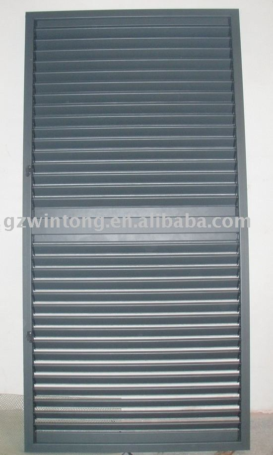 Aluminium Lover Door