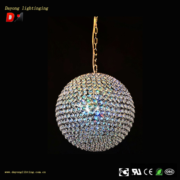 crystal celling lamp DY1015 crystal lighting lamp crystal chandelier for living room