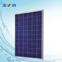 solar energy used PV module 100wp with junction box MC4 connector