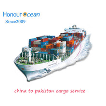 cheapest newest sea freight shipping rates from shanghai shenzhen guangzhou china to karachi pakistan custom clearing agent