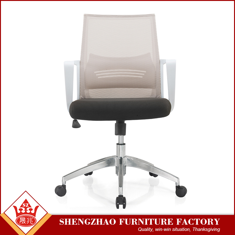 PP GF mid-back breathable mesh revolving chair