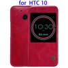 NILLKIN Style Leather Case for HTC 10 Flip Cover, Luxury Mobile Case for HTC 10