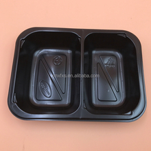 clamshell disposable snack packing container