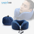 Comfort easy carry memory foam u shape neck pillow for travel