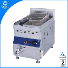 Kitchen equipment commercial broasted chicken frying machine