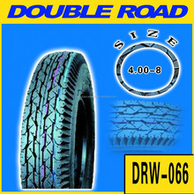 three wheel tricycle tyres and tubes 400-8