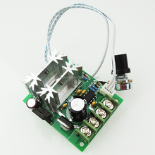 High Power DC Motor Speed Controller 6V 12V 24V 30V PWM Speed Adjustable Regulator