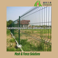 Nylofor 3D Fence Panel/Modular Fence Panel/Curved Fence Panel