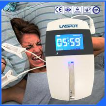 Anti sleep electrotherapy CES insomnia device