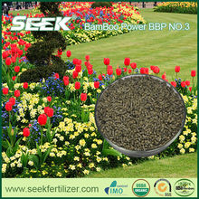 Bio Technology Bamboo Powder fertilizer improve garden topsoil