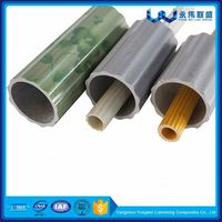 Various Shapes Fiberglass Structural Round Tube