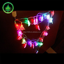 xibao brand LED light decoration string christmas outdoor lights curtain fairy light christmas decoration