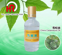 OEM/ODM Supply Type Pure Essential Oil Type cedar tree oil
