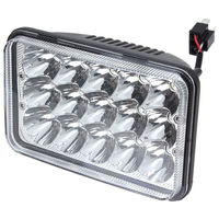 Hi/low beam 5x7 truck led headlight sealed beam 4x6 led headlights