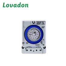 Hot Selling of Tb3888 Mechanical Timer Switch 24h / 24 Timer