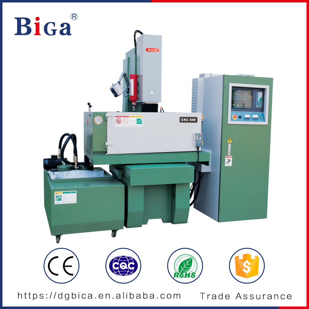 China Manufacturer CE Certificate Bica CNC540 Wire Cut EDM