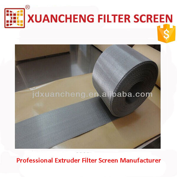Plastic Extrusion Use Stainless Steel Conveyor Mesh Belt