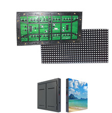 Coreman full color led module p10 video advertising led display p4.81 p3.91 32x16 outdoor p10 p6 p7 p8 p10 smd