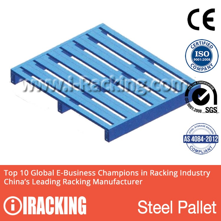 1200x1000 Powder Coated Euro Block Pallet for Sale