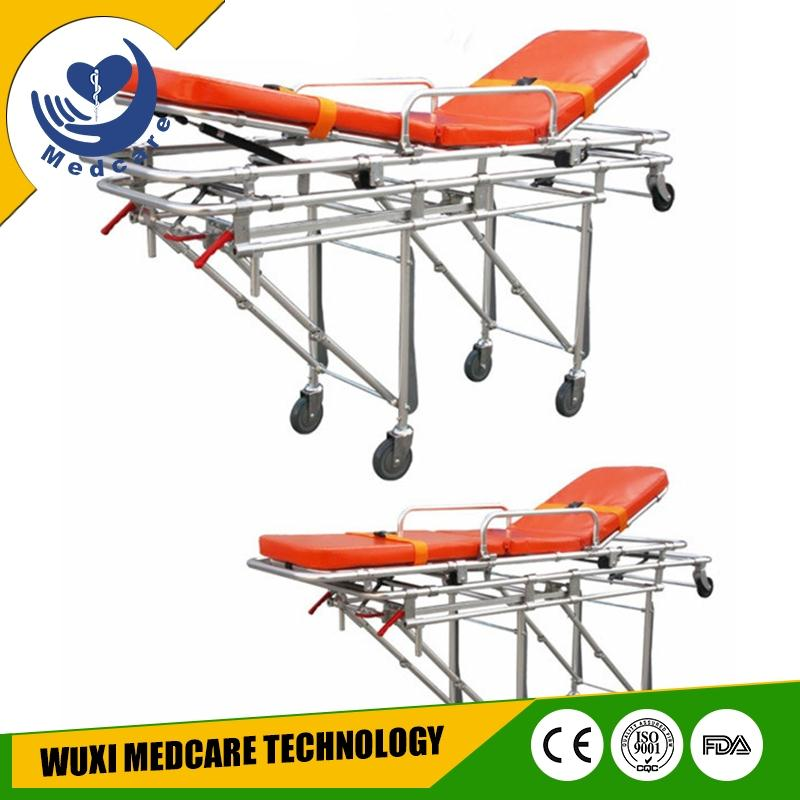 MT-A4 emergency folding ambulance stretcher dimensions