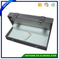 Wholesale leather watch box design from shenzhen