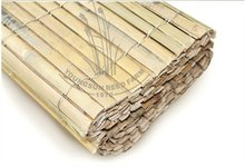 split bamboo fencing bamboo slat screen