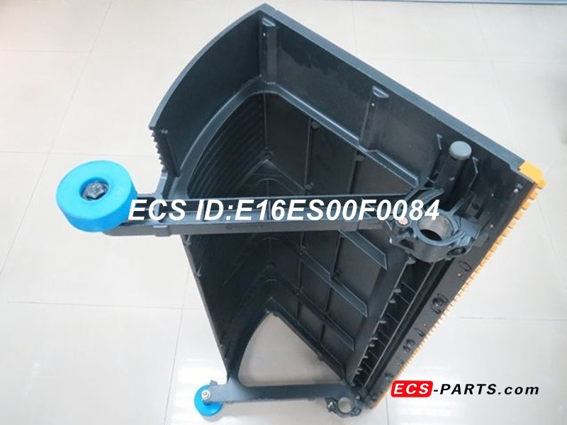 Replacement Escalator Step for Mitsubishi 1000mm J Type Complete-Aluminum 35 degree