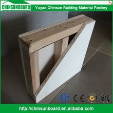 Superior Materials High Strength Incombustibility Wall Decoration Fiberglass Panels For Trailers