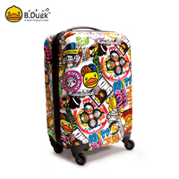 China factory made hard luggage suitcases cute design luggage for women