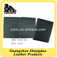 China Factory Supply Realiable Quality PU Leather File Folder