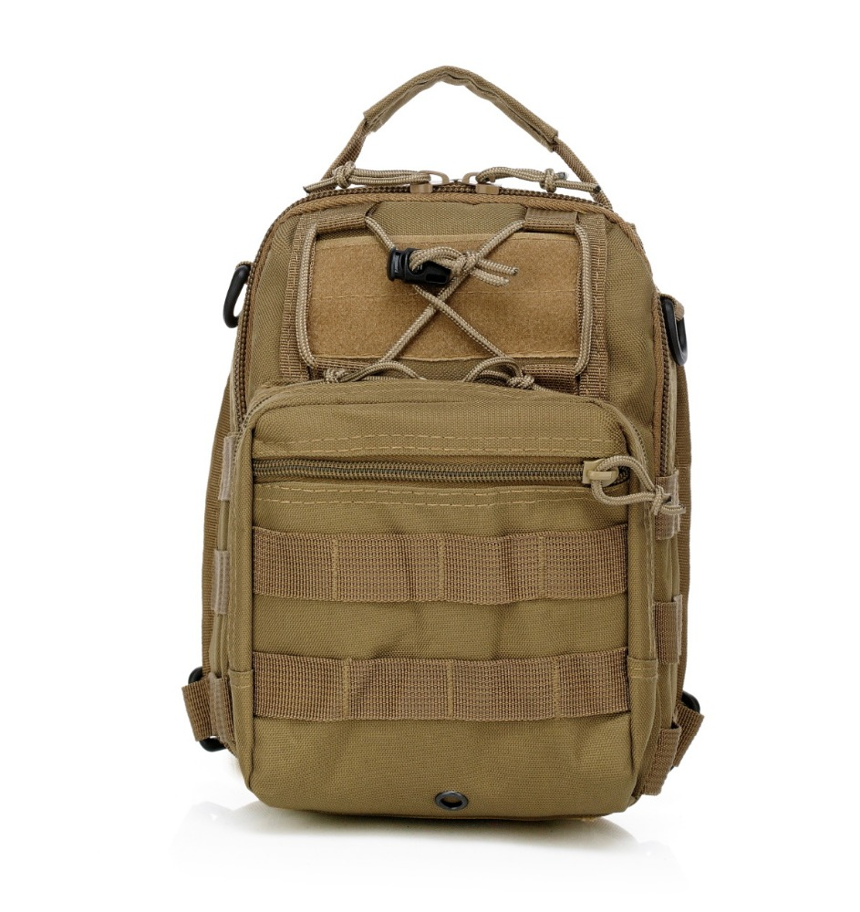 Military Tactical Small Rucksacks Hiking Outdoor Trekking Camping Tactical Molle Pack Men Tactical Combat Travel Backpack