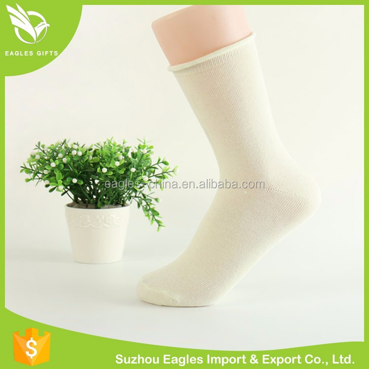 Special Style Good Quality Fashion Cotton Jacquard Sock Women