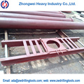 Tremie Pipe Compatible with Rotary Drilling Rig For Foundation Construction
