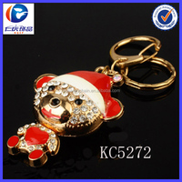 Animal cheap promotional keychain key rings in alibaba