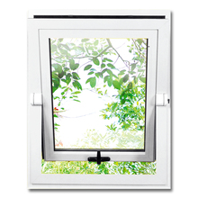China supplier high quality Factory directly <strong>PVC</strong> double hung window iron window grill design with Europe standard soundproof