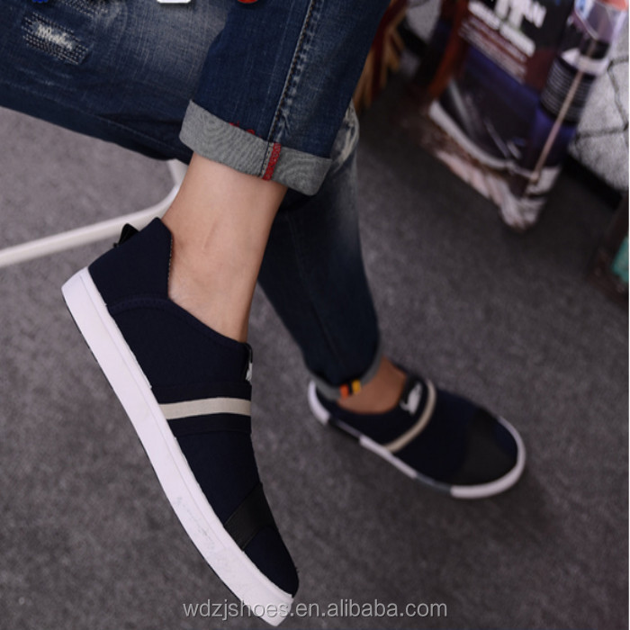 2017 fashion trends breathable canvas shoes men's casual shoes