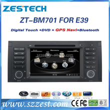 ZESTECH 2 din 7 inch wince A8 chipset/3G/gps E39/X5 car dvd player for bmw e39