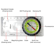 High Quality Survival Technologies Deluxe Map Compass with best price