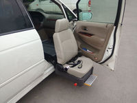 Special handicapped swivel car seat for the disabled