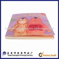 Cartoon funny story book