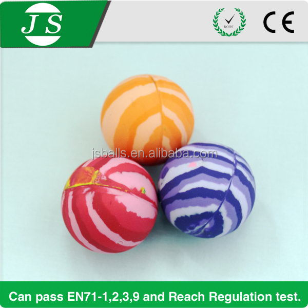 Cheap updated dimple rubber ball