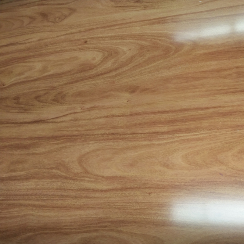 OEM 8MM White Oak Middle Embossment Laminate Wood Flooring from China